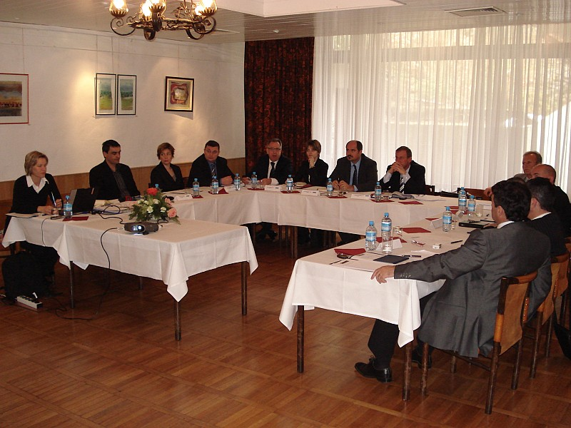 The 18th SEEMACC Meeting held in Bohinj, Slovenia