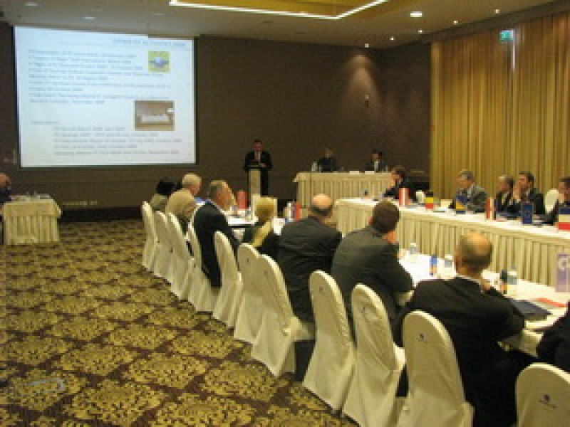 The 24th Session of ITF Board of Advisors