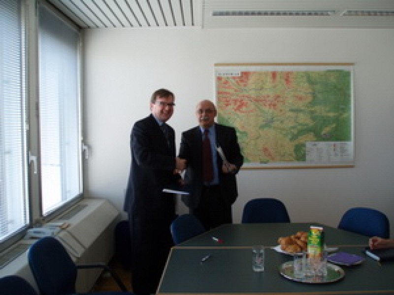 Switzerland again donates for demining activities in Bosnia and Herzegovina
