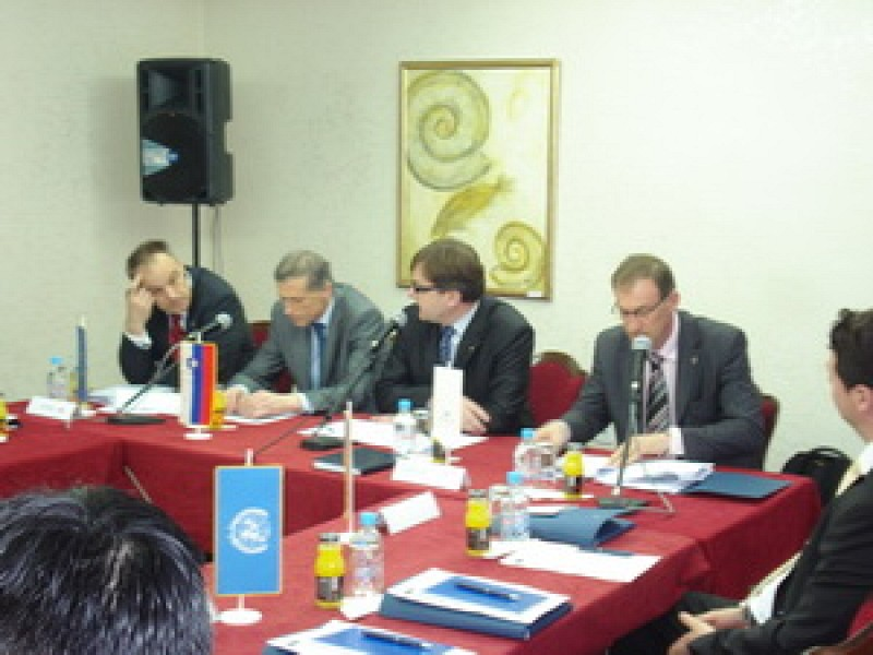 ITF Coordination Meeting in Bosnia and Herzegovina
