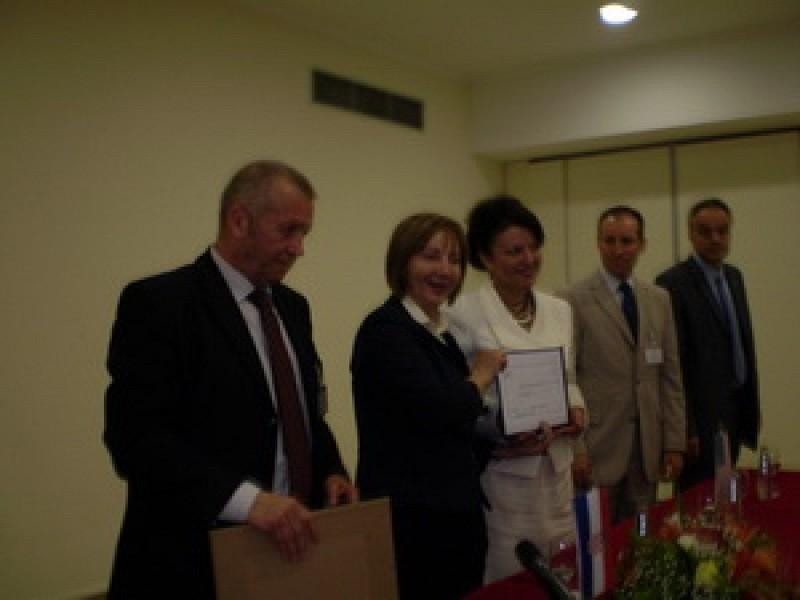 Roots of Peace donation for Baštice area in Croatia