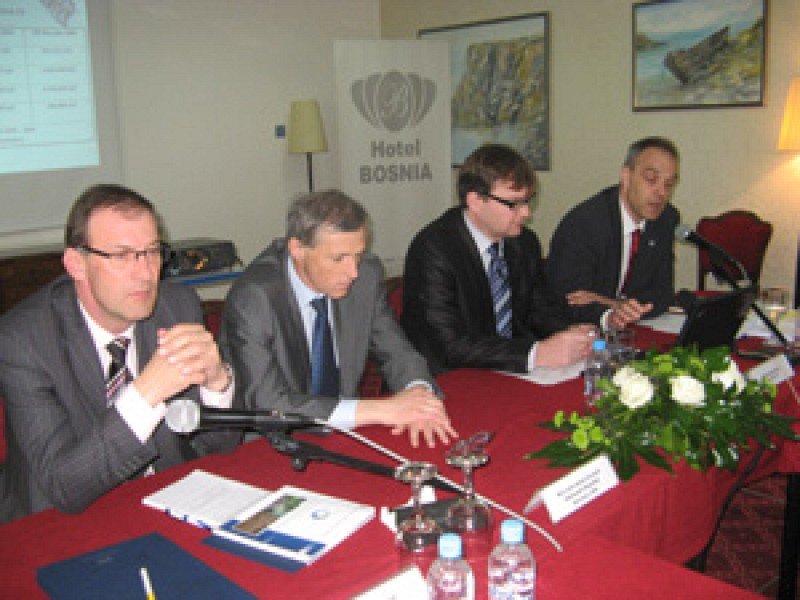 ITF Press Conference in Bosnia and Herzegovina