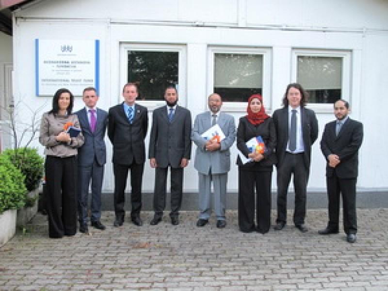 Visit of Qatar Delegation to ITF