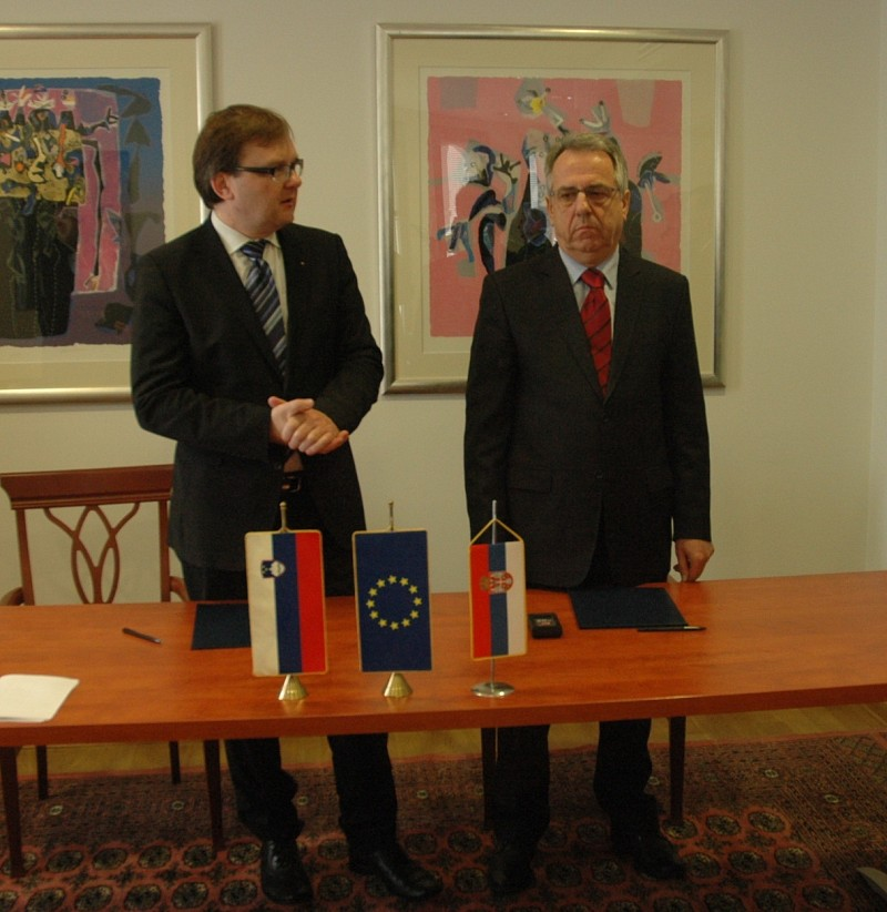 ITF and Serbian Mine Action Centre have signed Memorandum of Understanding