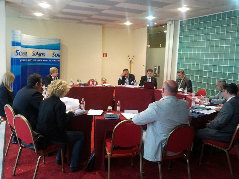2nd Meeting of SEEMACC Working Group