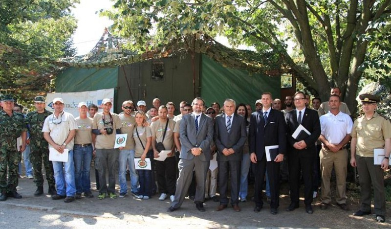 Successful conclusion of UXO clearance project in Chelopechene, Bulgaria
