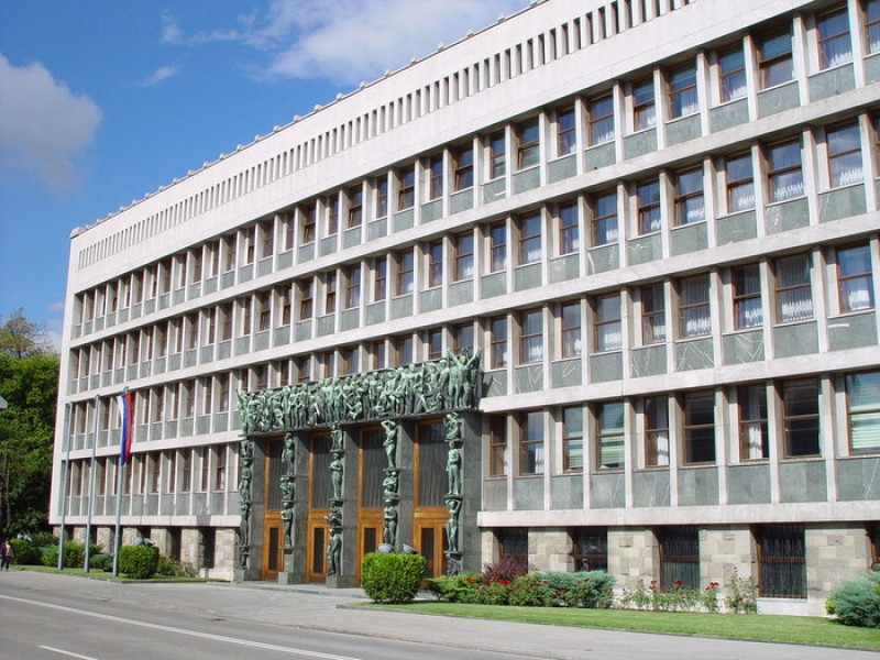 ITF presentation to the Slovenian Parliamentary Committee on Foreign Policy