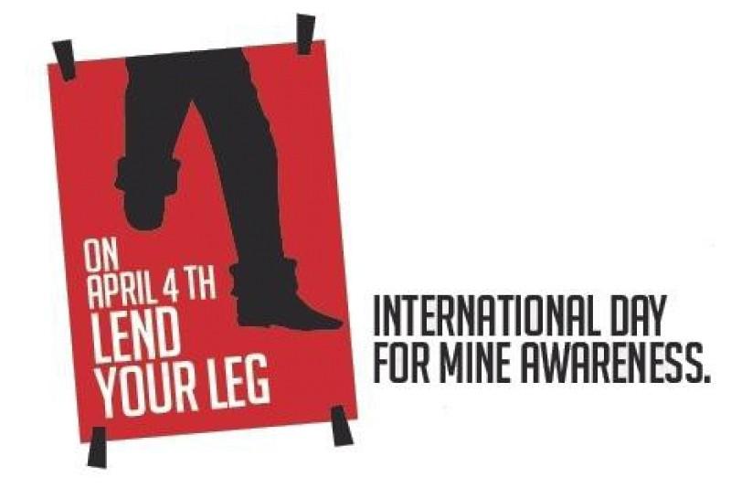 Lend your leg