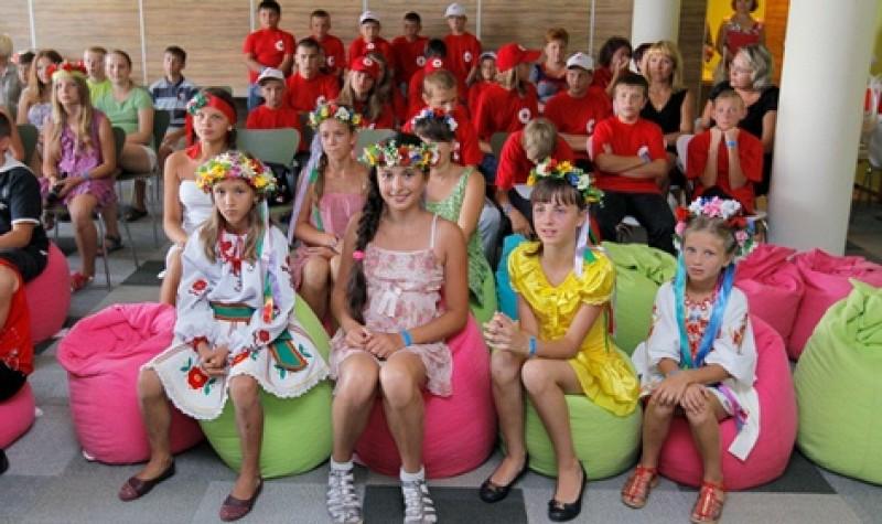 Rehabilitation of children from Ukraine and Belarus in Slovenia
