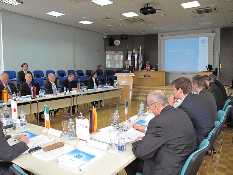 The 28th Session of ITF Board of Advisors