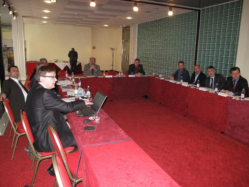 SEEMACC meeting in Sibenik, Croatia