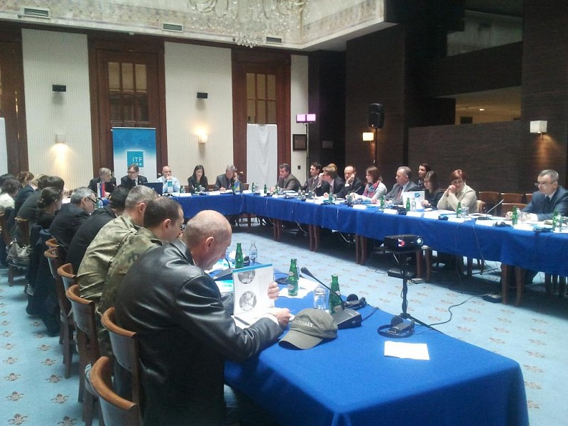 3rd ITF coordination meeting in Bosnia and Herzegovina