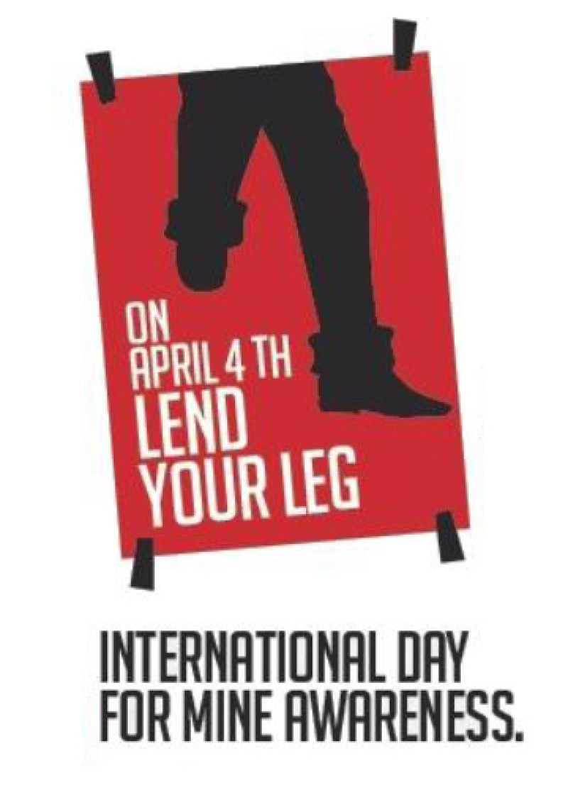 Colombian Campaign «Lend Your Leg - Remangate« received prestigious Cannes Lions award