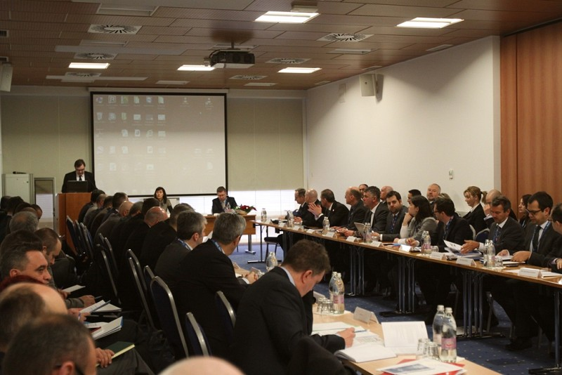 ITF hosting RASR conference in Bled