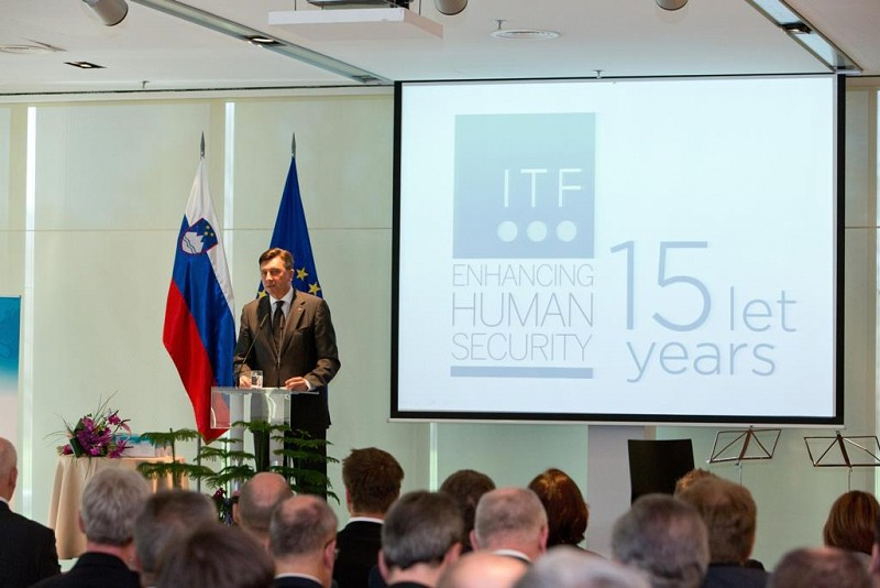 ITF 15th Anniversary Celebration