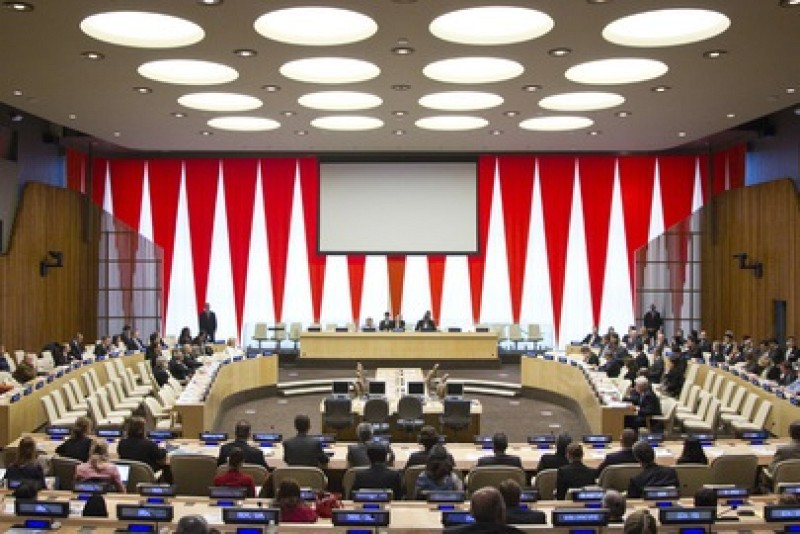 ITF's statement at UN High-Level Event on Human Security in New York