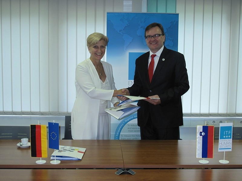 Federal Republic of Germany supports cluster munitions clearance in Lebanon