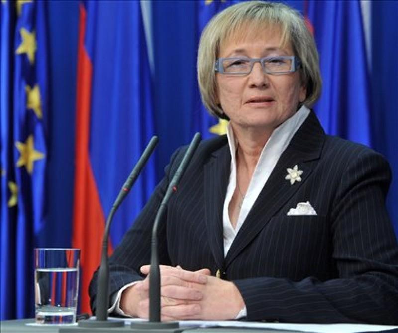 Ambassador Mrs.Dragoljuba Benčina, new president of the ITF Managing Board