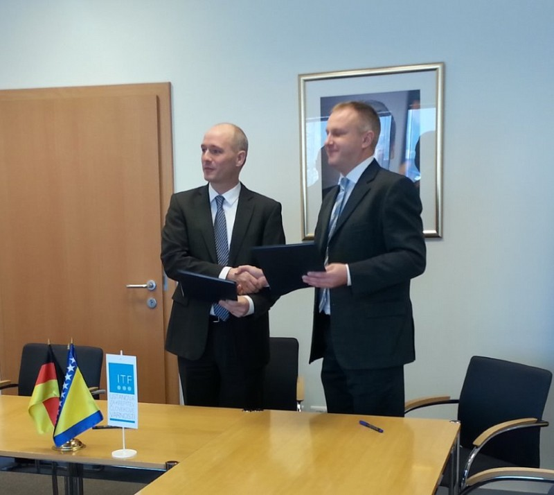New funding by FR Germany for projects in Bosnia and Herzegovina – continuous cooperation