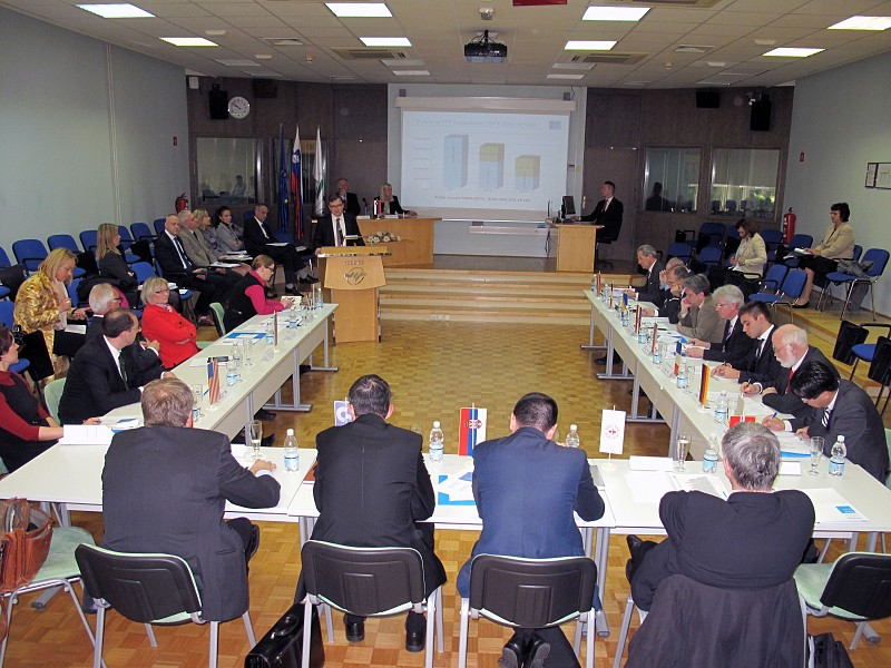 The 32nd Session of ITF Board of Advisors