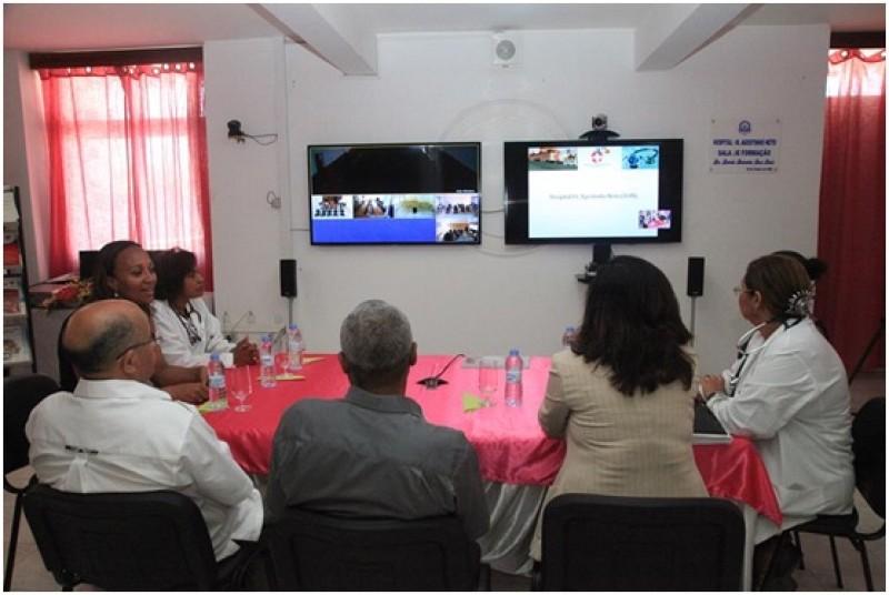 Prime Minister of Cape Verde visited Telemedicine Program