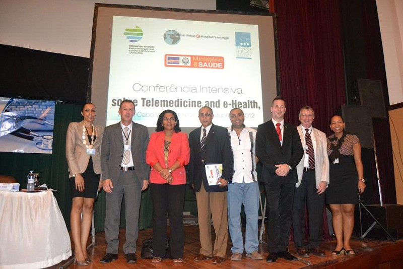 Intensive Telemedicine and e-Health Conference in Praia, Cape Verde