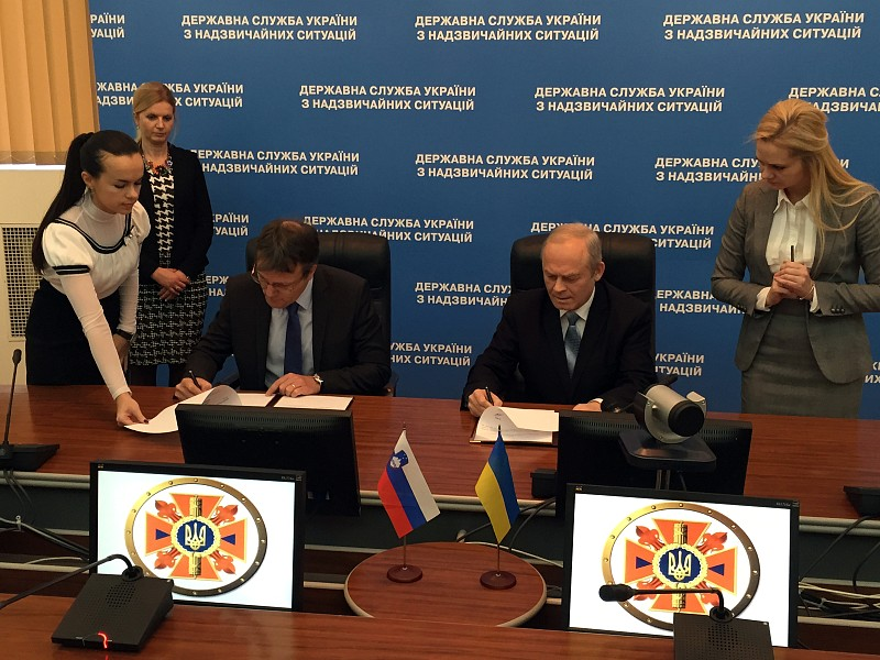 ITF signed a Memorandum of Cooperation with Ukraine