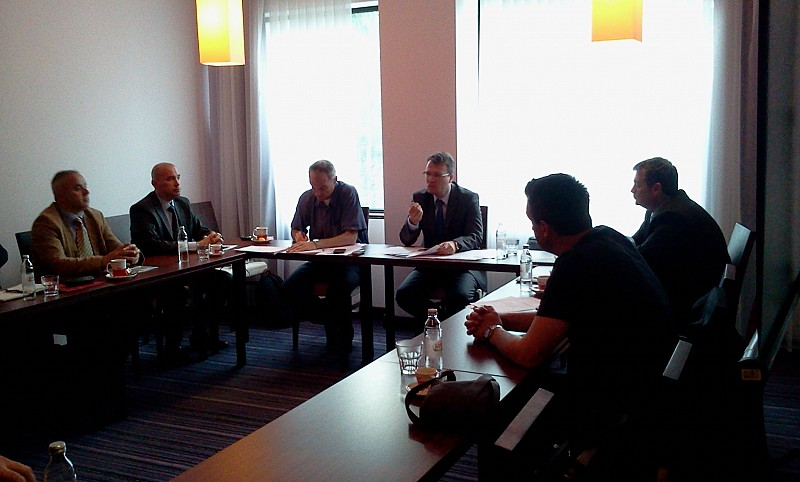 Opening remarks by Ambassador Damjan Bergant, ITF Director