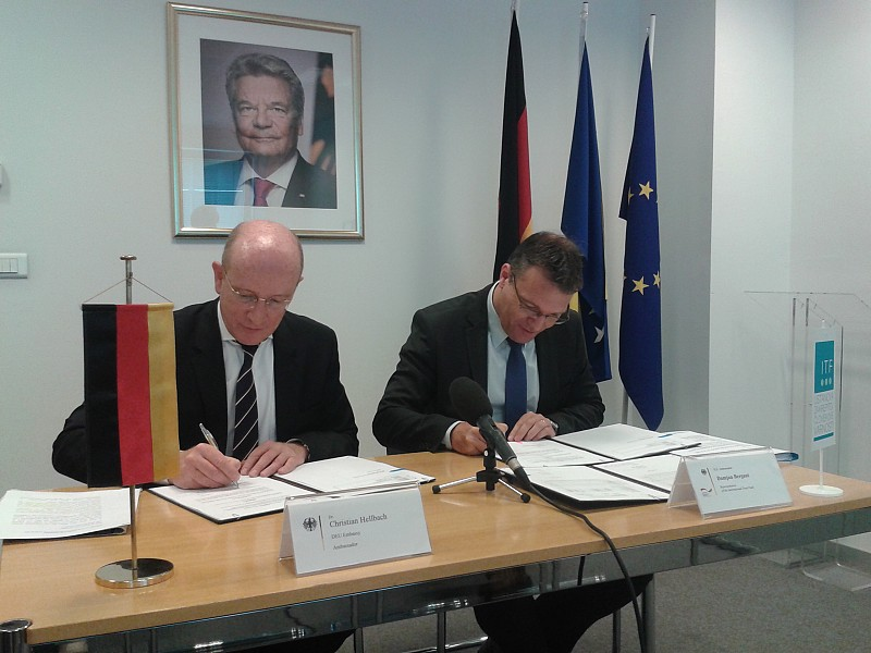 New German funding for Bosnia and Hezegovina in 2015