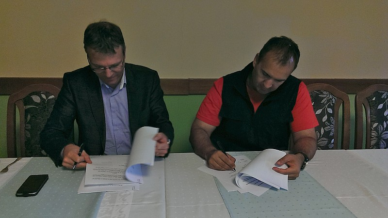 MoU signed between ITF and SMAC