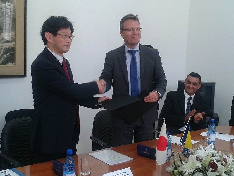 Japan donates 665,797 EUR to ITF for demining and technical survey activities in Bosnia and Herzegovina