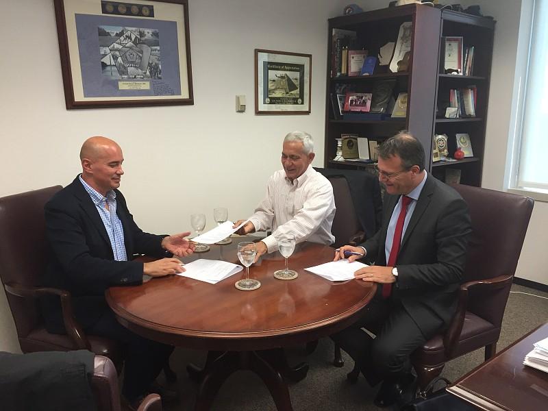 ITF, MDDC and MLI Signed a Memorandum of Understanding