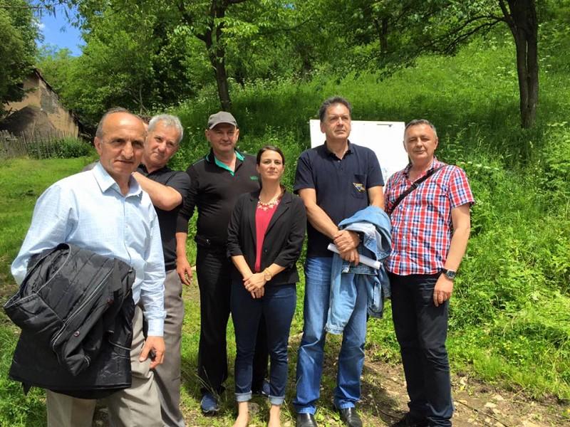 U.S. Department of State Representatives Visit to Bosnia and Herzegovina