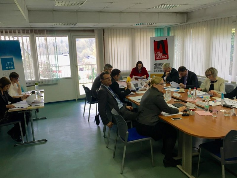 53rd Session of the ITF Enhancing Human Security Managing Board