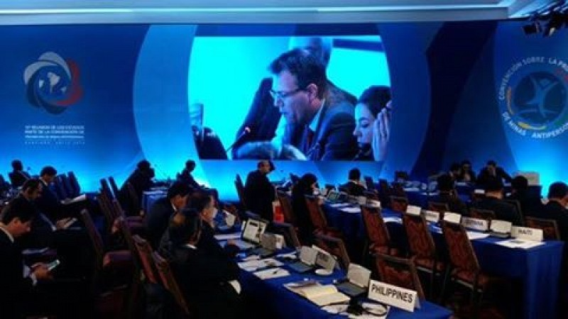 ITF Attended the 15MSP in Chile