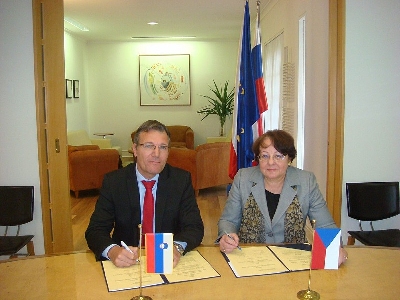 Czech Republic and ITF Sign a Memorandum of Understanding