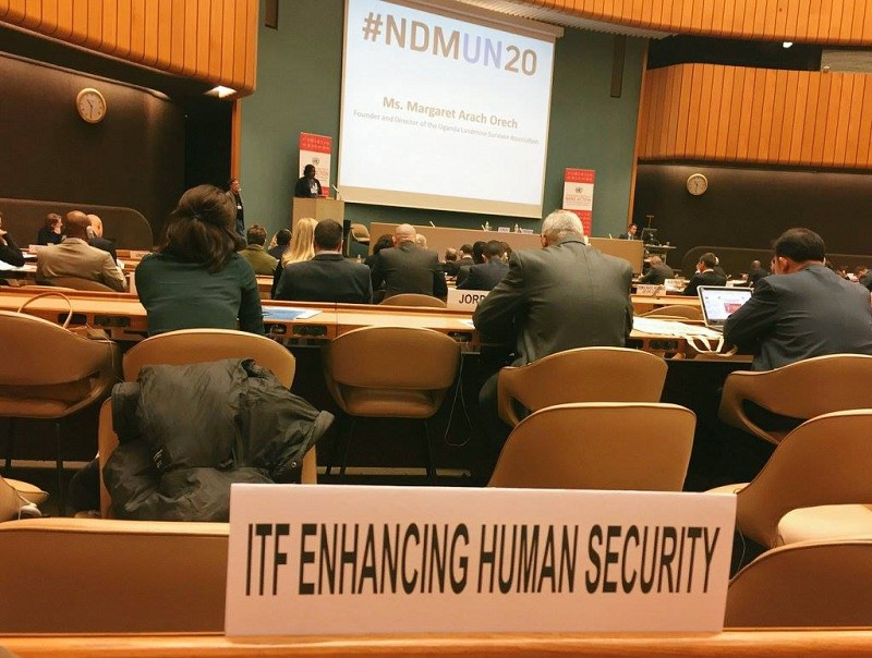 ITF at the NDMUN20