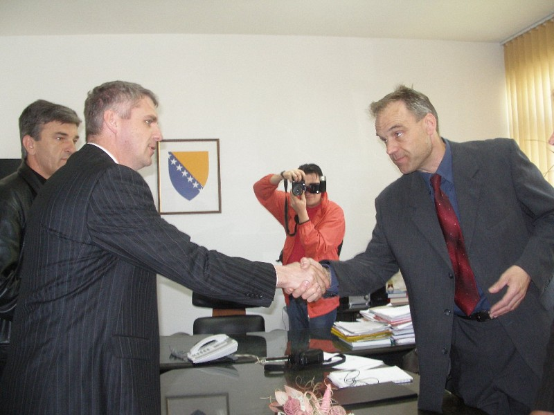 ITF signed MoU with Brčko District