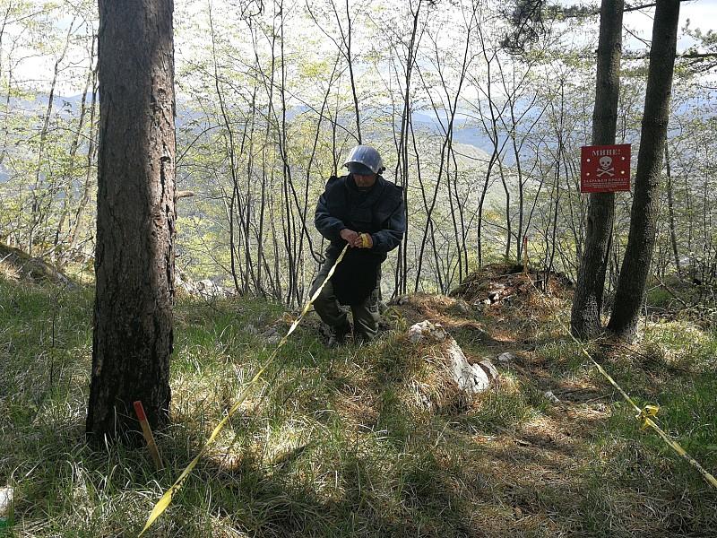 Mine Free Sarajevo Field Operations Completed