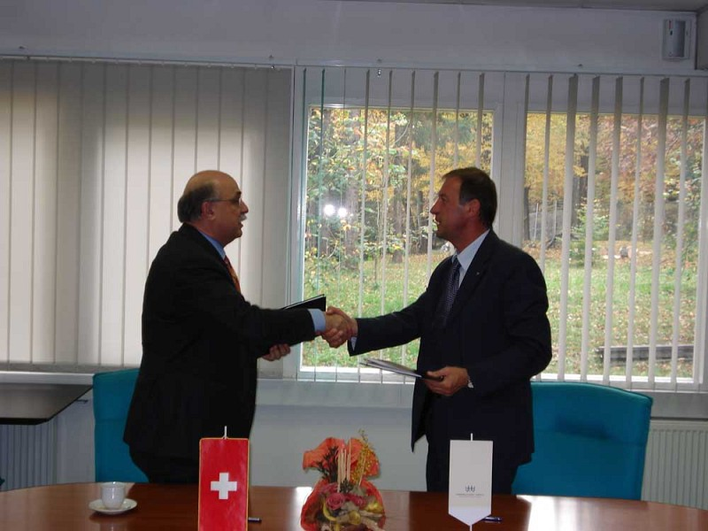Swiss Federation remains one of the most supportive ITF donors with yet another donation earmarked for demining operations in Bosnia & Herzegovina