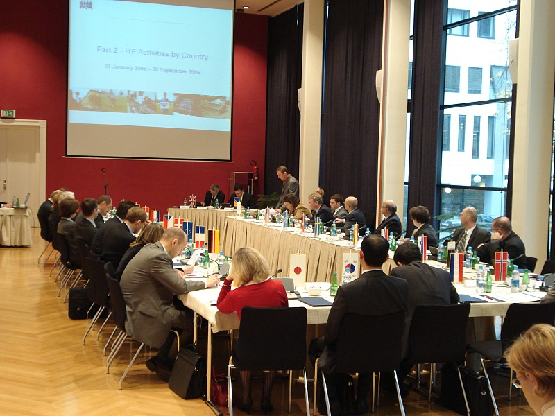 17th Session of ITF Board of Advisors
