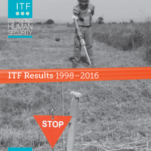ITF Results 1998-2016