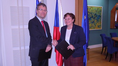 Czech Republic continues to support ITF activities