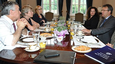 ITF meeting with Rose Gotemoeller, Under Secretary of State for Arms Control and International Security