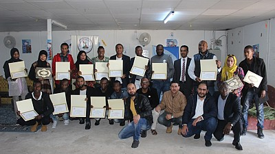 Continuation of ITF Activities in Libya