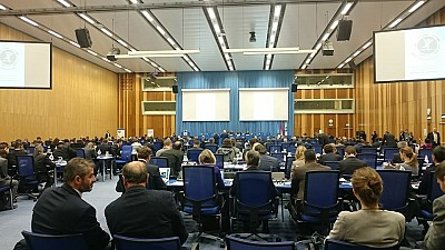 ITF at 16MSP in Vienna