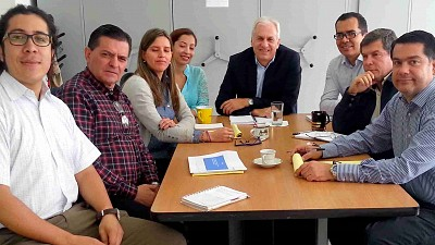 ITF Continues With the Implementation of the Project in Colombia