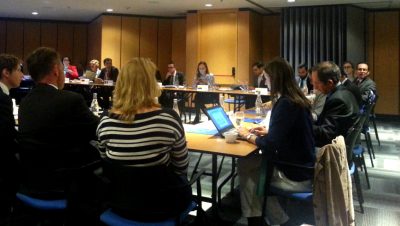 ITF Participates at the 3rd Meeting of the EU Trust Fund for Colombia Operational Committee in Bogota