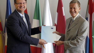 ITF Becomes an EU Member States' Specialised Agency
