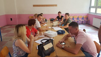 School and Peer Mediation in Bosnia and Herzegovina
